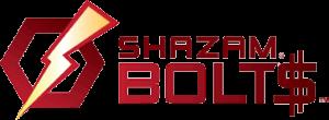shazam bolts app logo