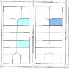 Diagram of 1411 Calhoun Avenue