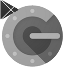 google authenticator logo android